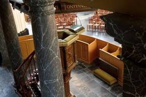 Grote kerk Van Harderwijk.foto: Anton Dommerholt 13-02-14opdr 6067